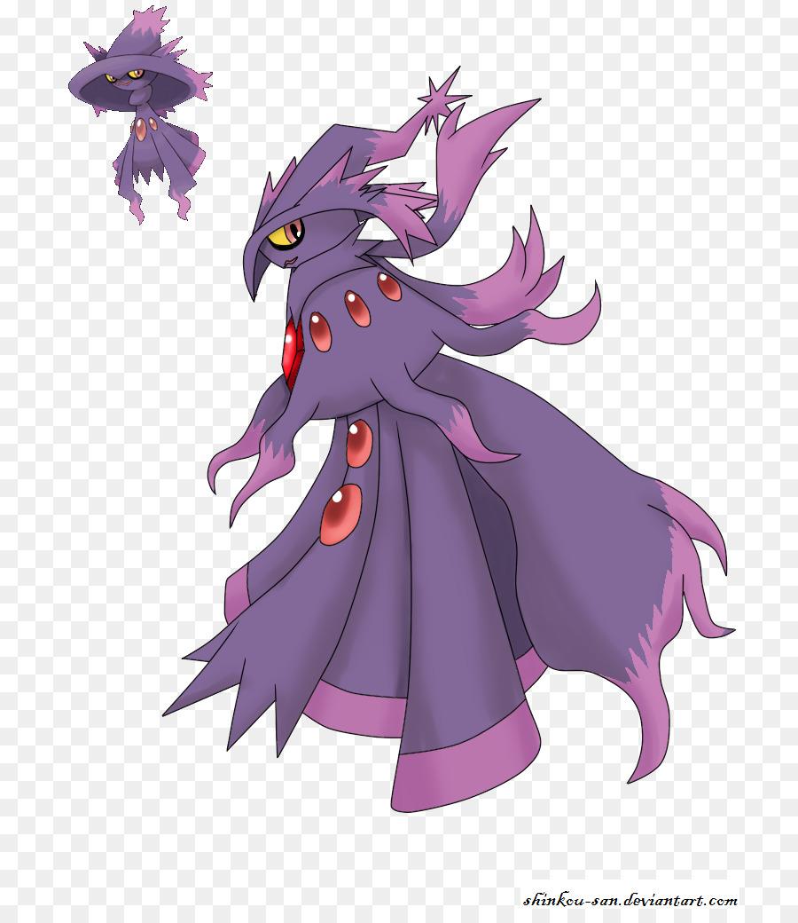 Pokémon X And Y Mismagius Pokémon Omega Ruby And Alpha Sapphire