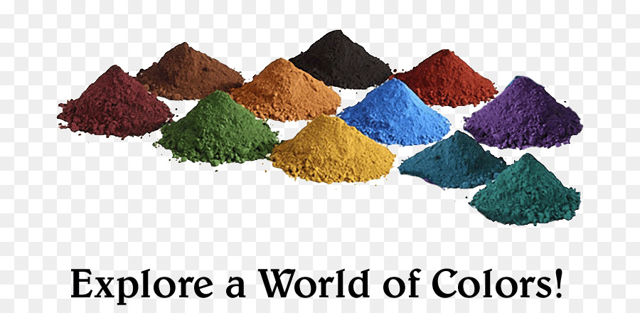 Pigment Decorative concrete Powder coating Food coloring - others ...