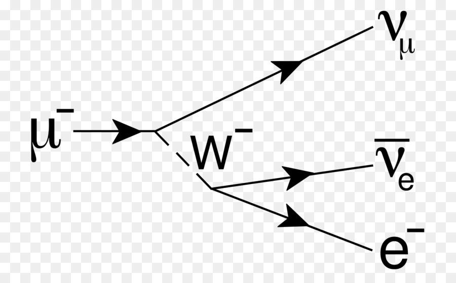 Muon Electron Neutrino Electron Neutrino Particle Feynman Diagram