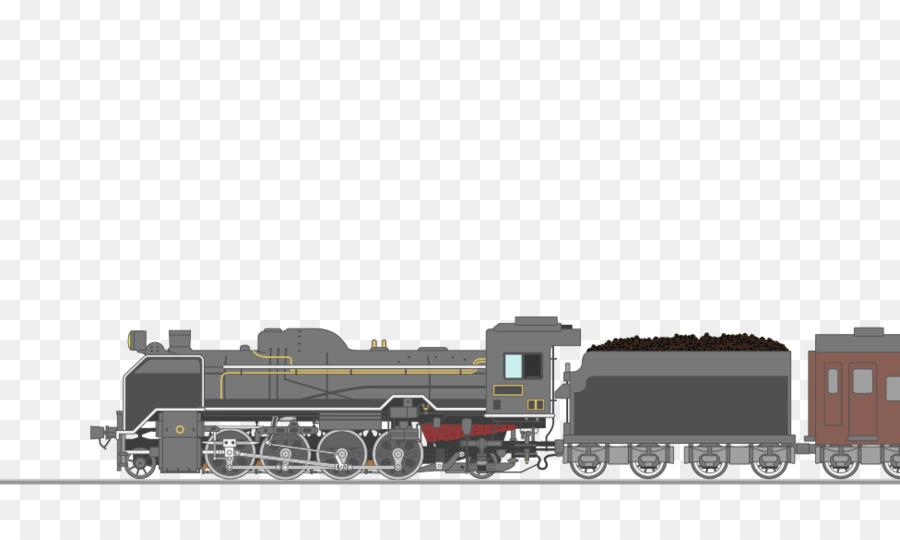 Kyoto Museo del Ferrocarril de Tren vagón de la locomotora de Vapor ...