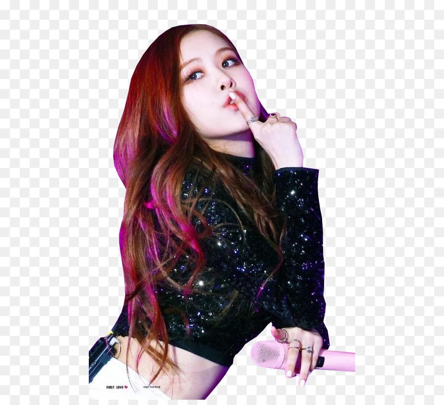 Rose Blackpink So Hot Rose Sbs Gayo Daejeon Rose Png Download