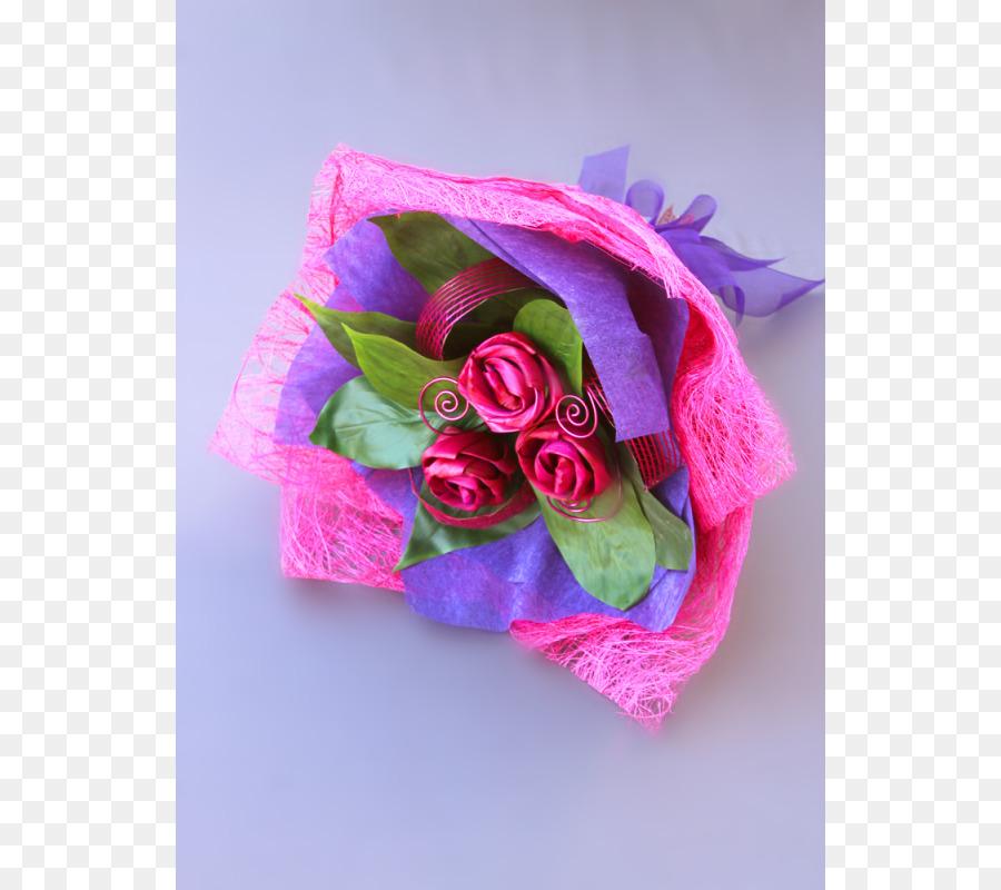 Garden roses Flower bouquet Cut flowers Flax - flower png download ...