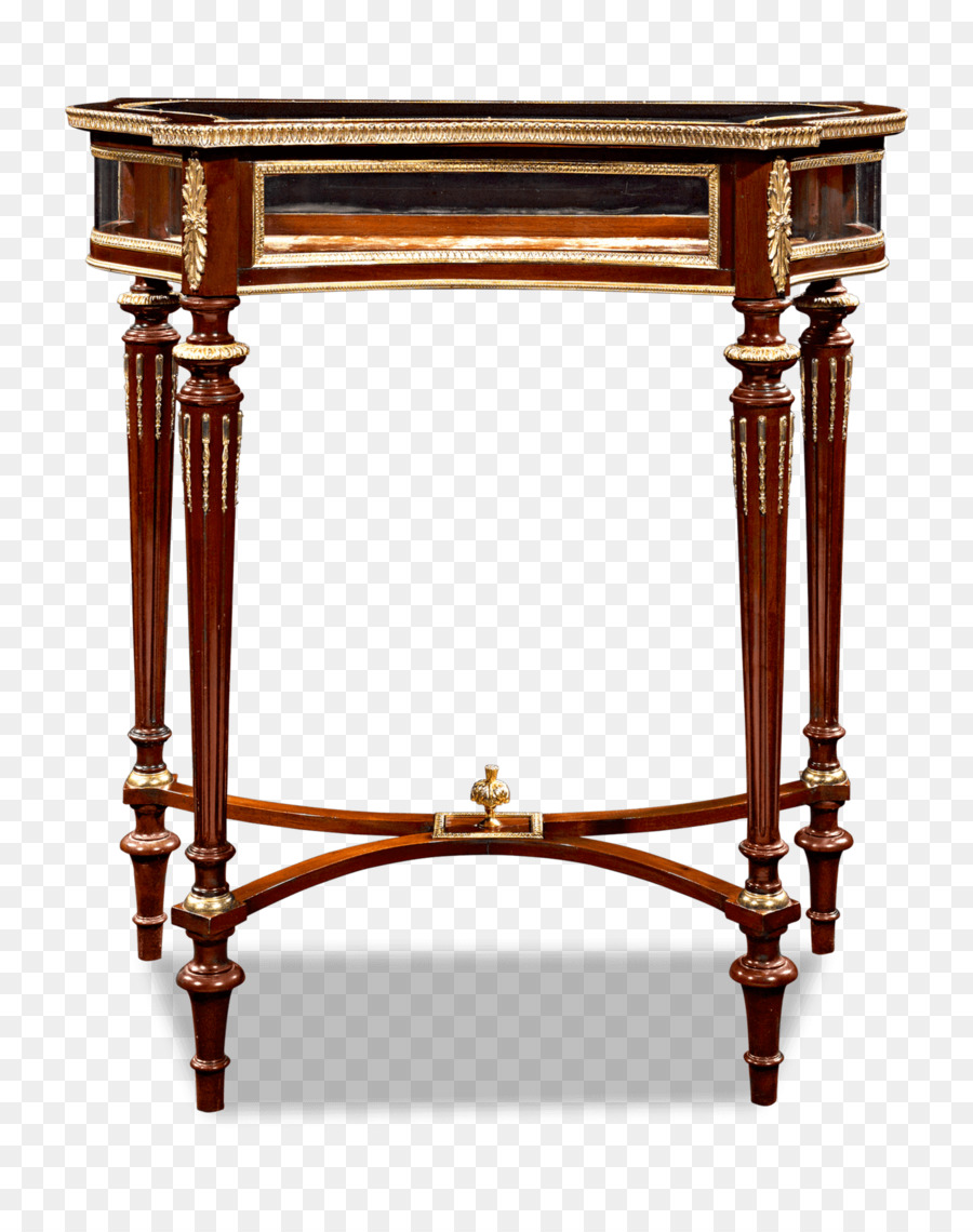 Table Antique French Furniture Louis XVI Style   Display Table