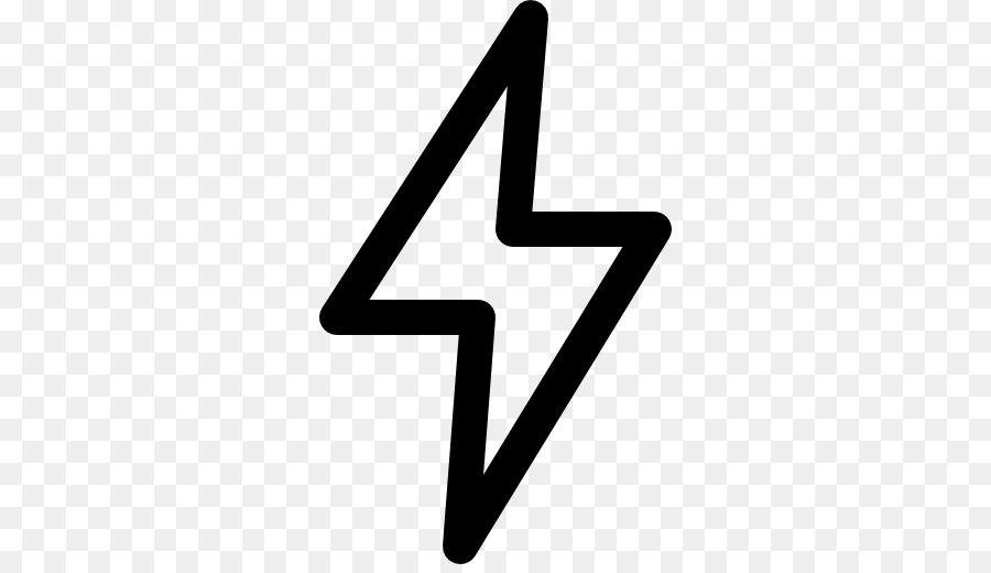 Computer Icons Lightning Thunder Symbol Lightning Png Download