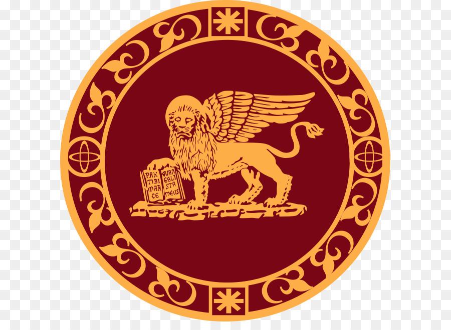 Republic Of Venice Lion Of Saint Mark Symbol Saint Marks Basilica