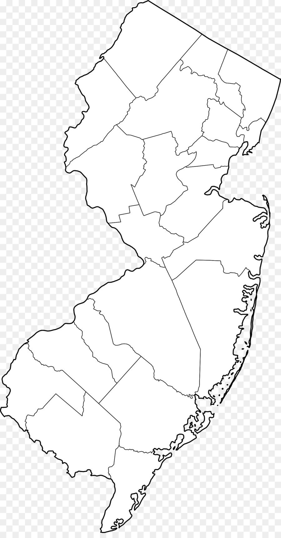 Ocean County Nj Map on
