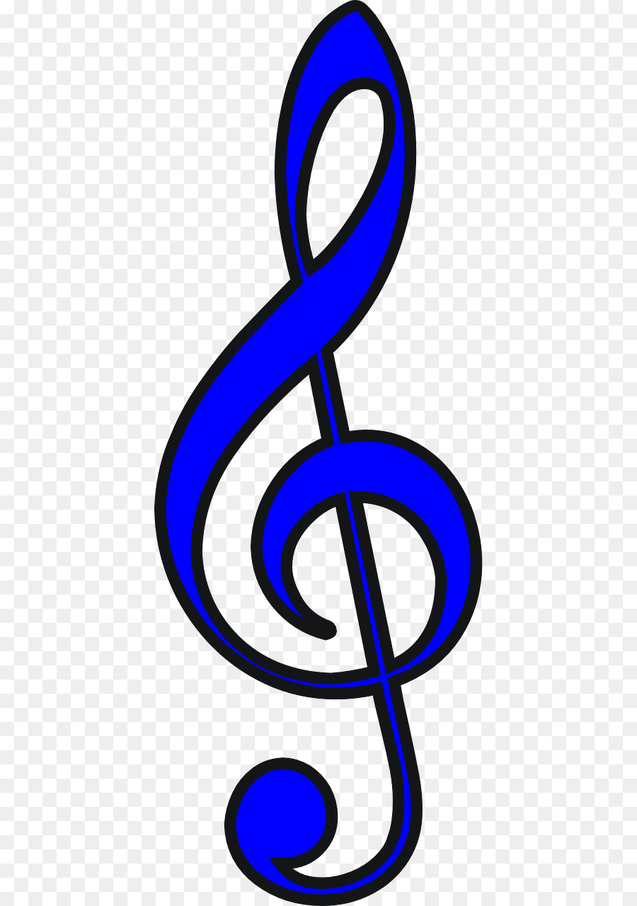 Musical Note Clef Treble Musical Note Png Download 6401280