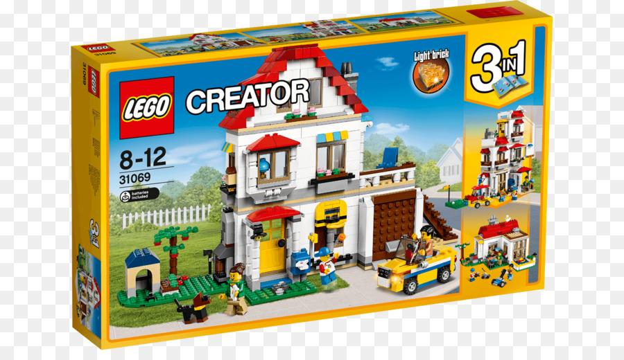 Lego 31069 Creator Modular Family Villa 31070 Lego Creator Turbo