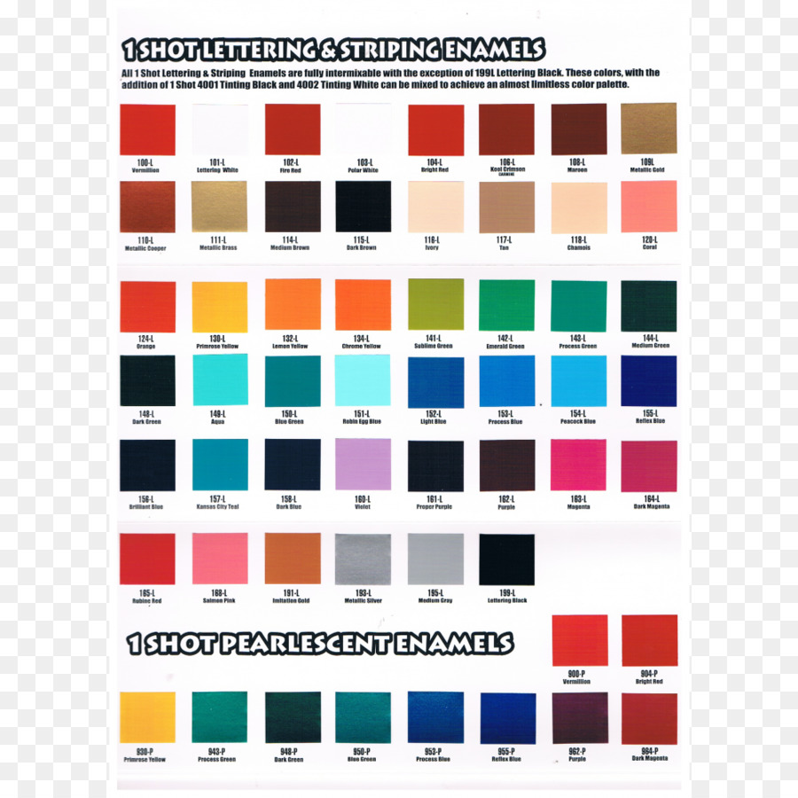 Color Chart Paint Mixing Png 1000 Free Transpa