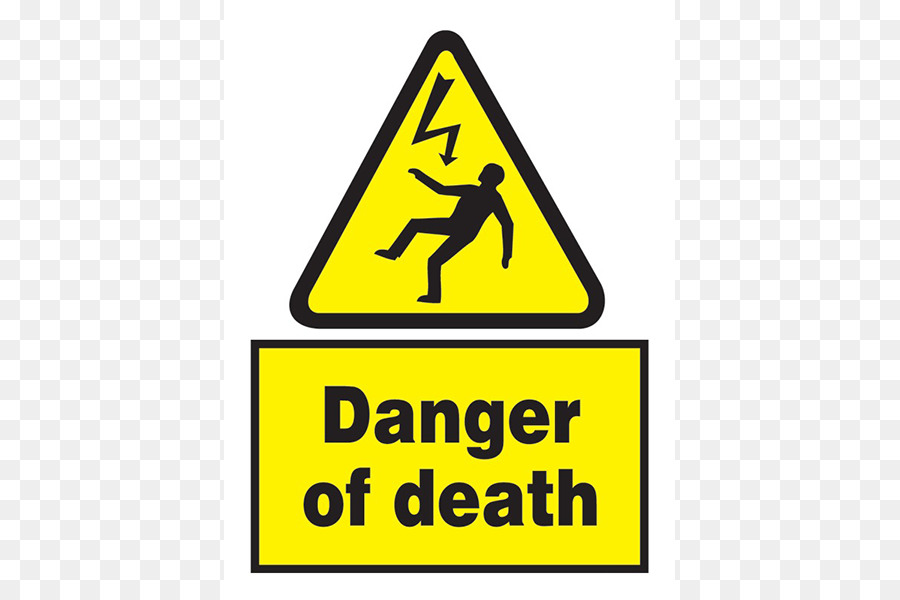 Hazard Symbol Warning Sign Safety Electrical Injury Others 600600