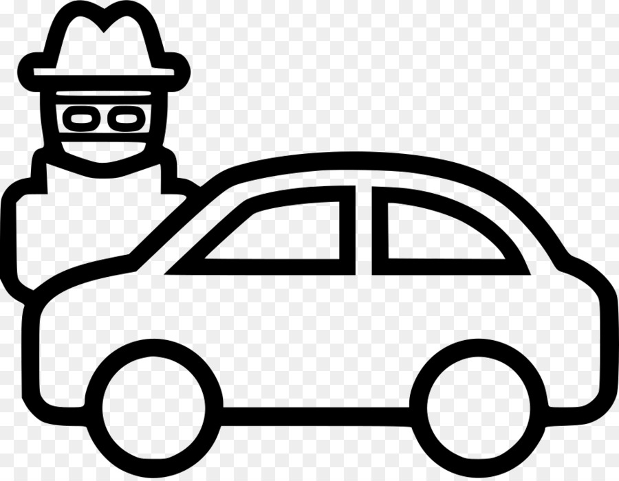 Car Motor Vehicle Theft Clip Art