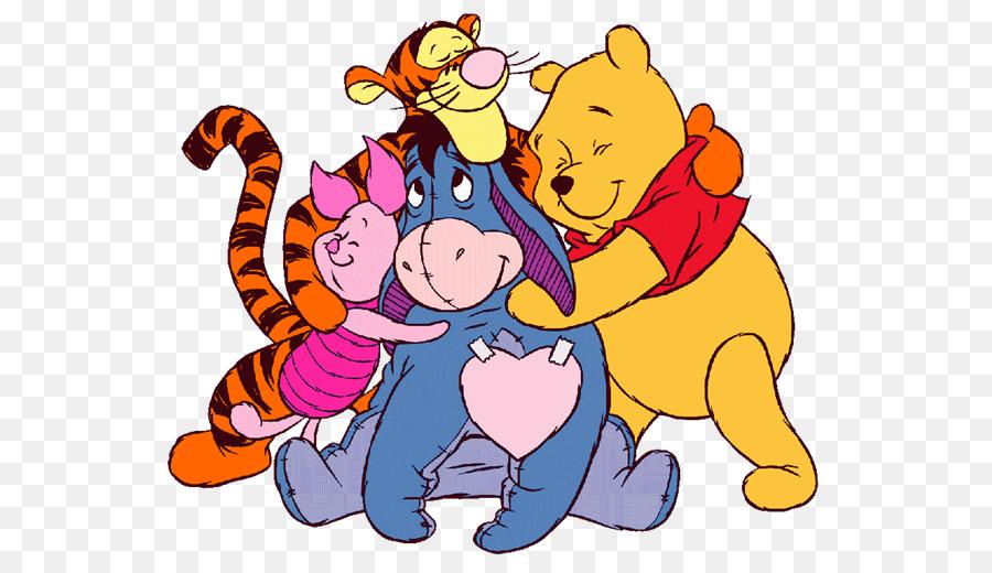 Image result for eeyore hug images