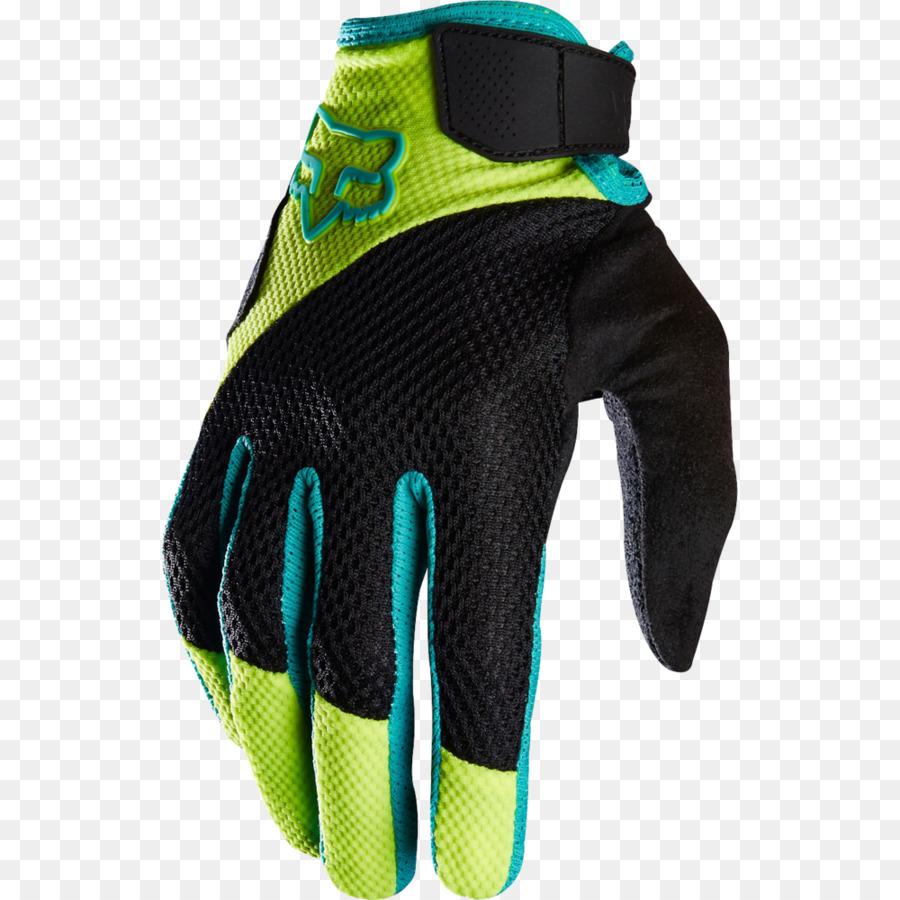 Cycling Glove Fox Racing Bicycle Mountain Bike Bicycle Glove Png