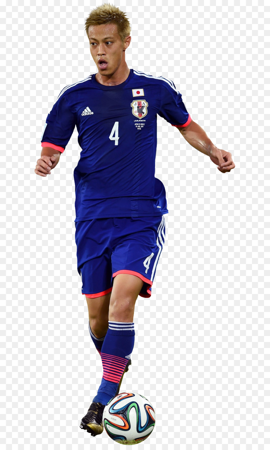 28805a9eb Keisuke Honda 2011 AFC Asian Cup 2010 FIFA World Cup 2014 FIFA World Cup C.F.  Pachuca - football png download - 680 1485 - Free Transparent Keisuke Honda  ...