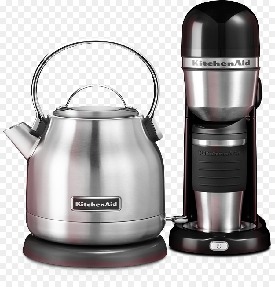 KitchenAid Electric kettle Home appliance - kettle png ...