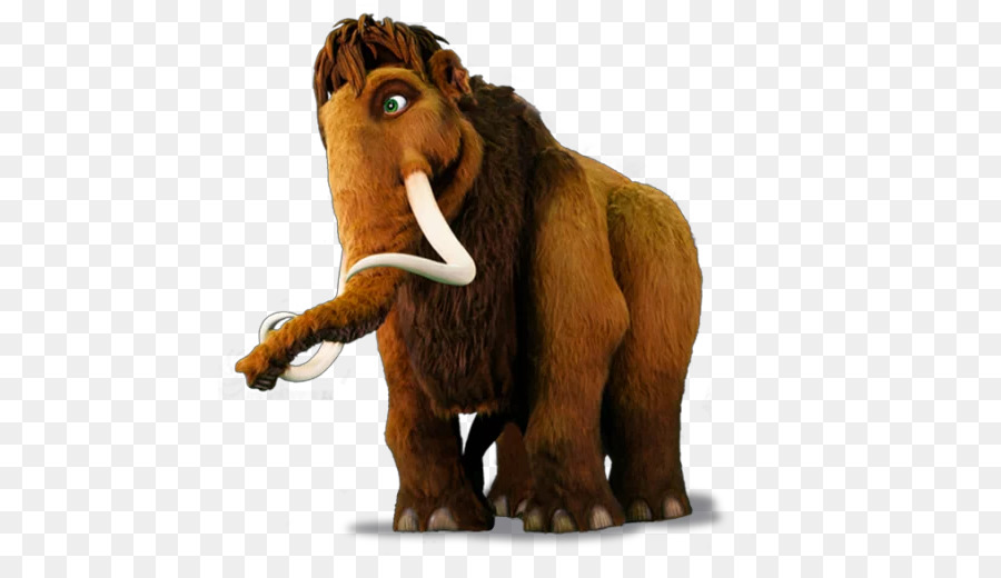 ellie sid ice age dawn of the dinosaurs mammoth ice age png