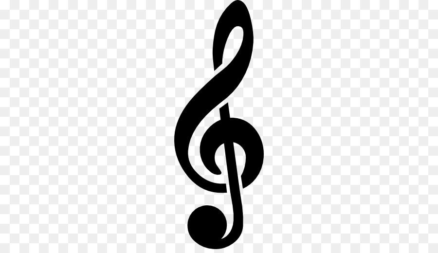 Clave De Sol Nota Musicale Chiave Di Violino Stencil Nota Musicale