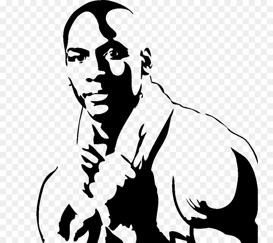 Michael Jordan Wall decal Silueta Dibujo - michael jordan png dibujo ...