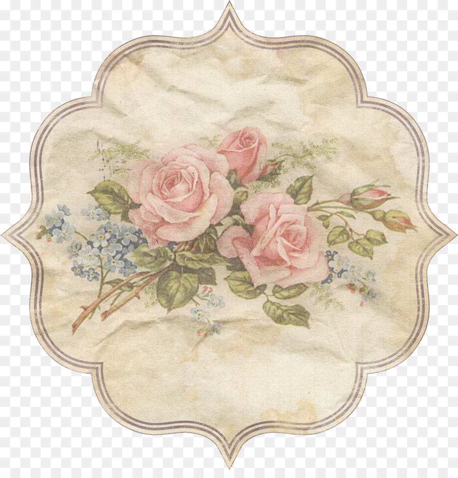 Decoupage Paper Cloth Napkins Art - painting png download - 2371 ...