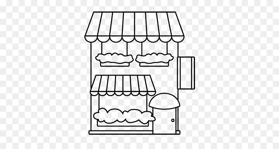 Coloring book Grocery store Food Pet Shop Dog - Book Store png ...