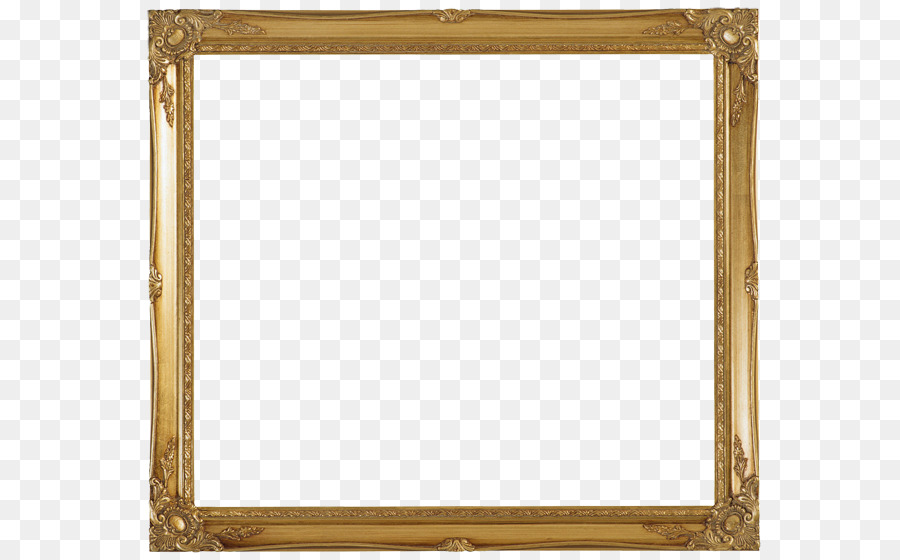 Picture Frames Stock Photography Gold Royalty Free Clip Art