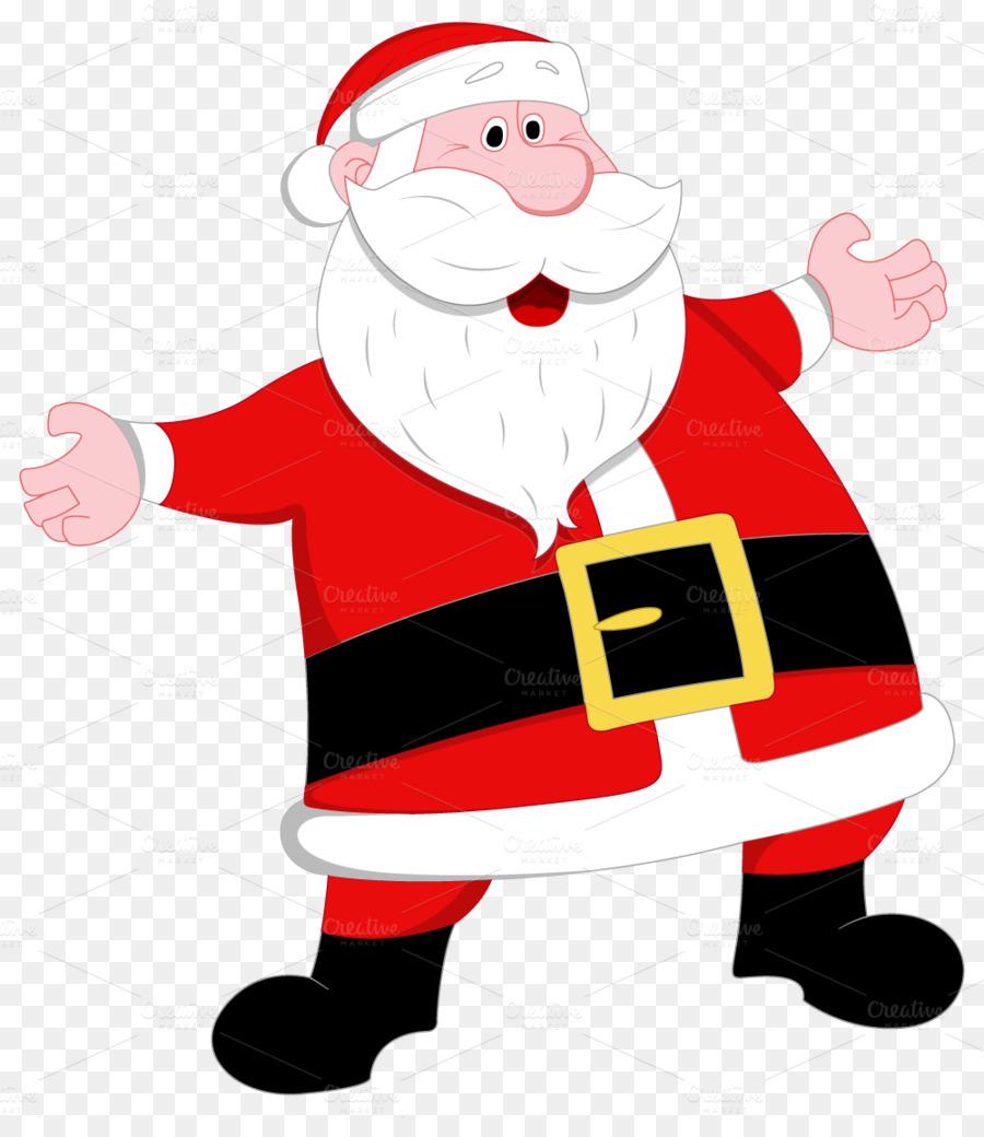 santa claus main post office christmas animaatio handpainted santa claus - Post Office Christmas Eve