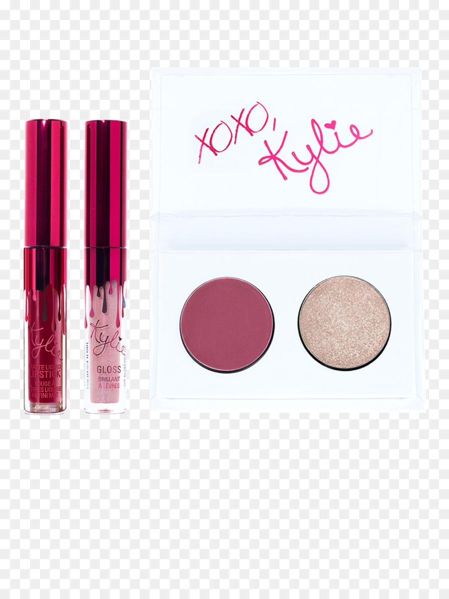 Kylie Kosmetik Lipstik Mini Lip Gloss Berciuman Unduh Pink