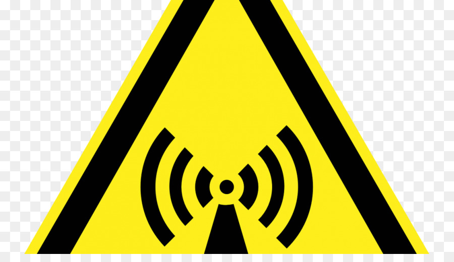 Non Ionizing Radiation Hazard Symbol Warning Sign Symbol Png