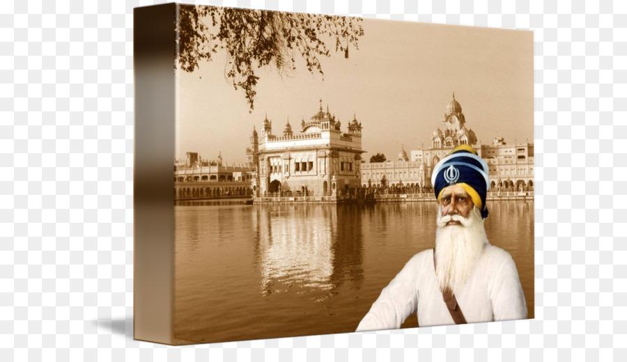 Gallery wrap Art Golden Temple Picture Frames - Golden temple png ...