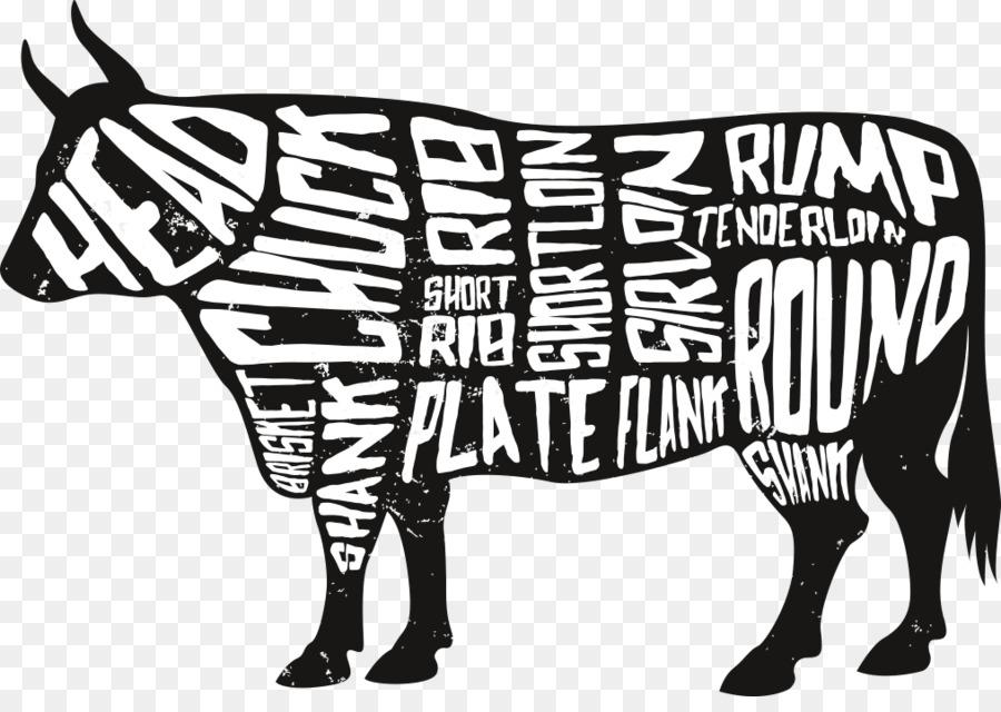 Dairy Cattle Cut Of Beef Brisket