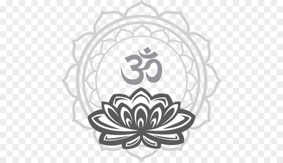 Wall Decal Reiki Om Sticker Team Lotus Png Download 508515