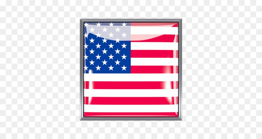 La Bandera De La Bandera De Estados Unidos Del Protocolo De La