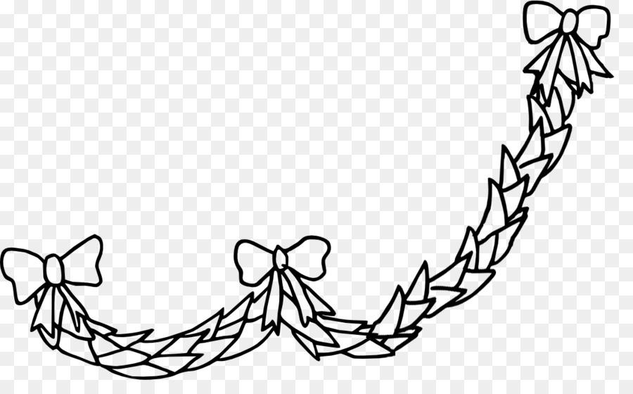 Corona de navidad Guirnalda de Dibujo de Navidad para Colorear libro ...