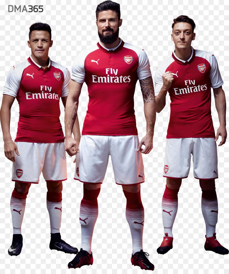 2015-16 Arsenal F. C. temporada de Jersey jogador de Futebol da Equipe -  arsenal f.c. 5edb58a8c24ed