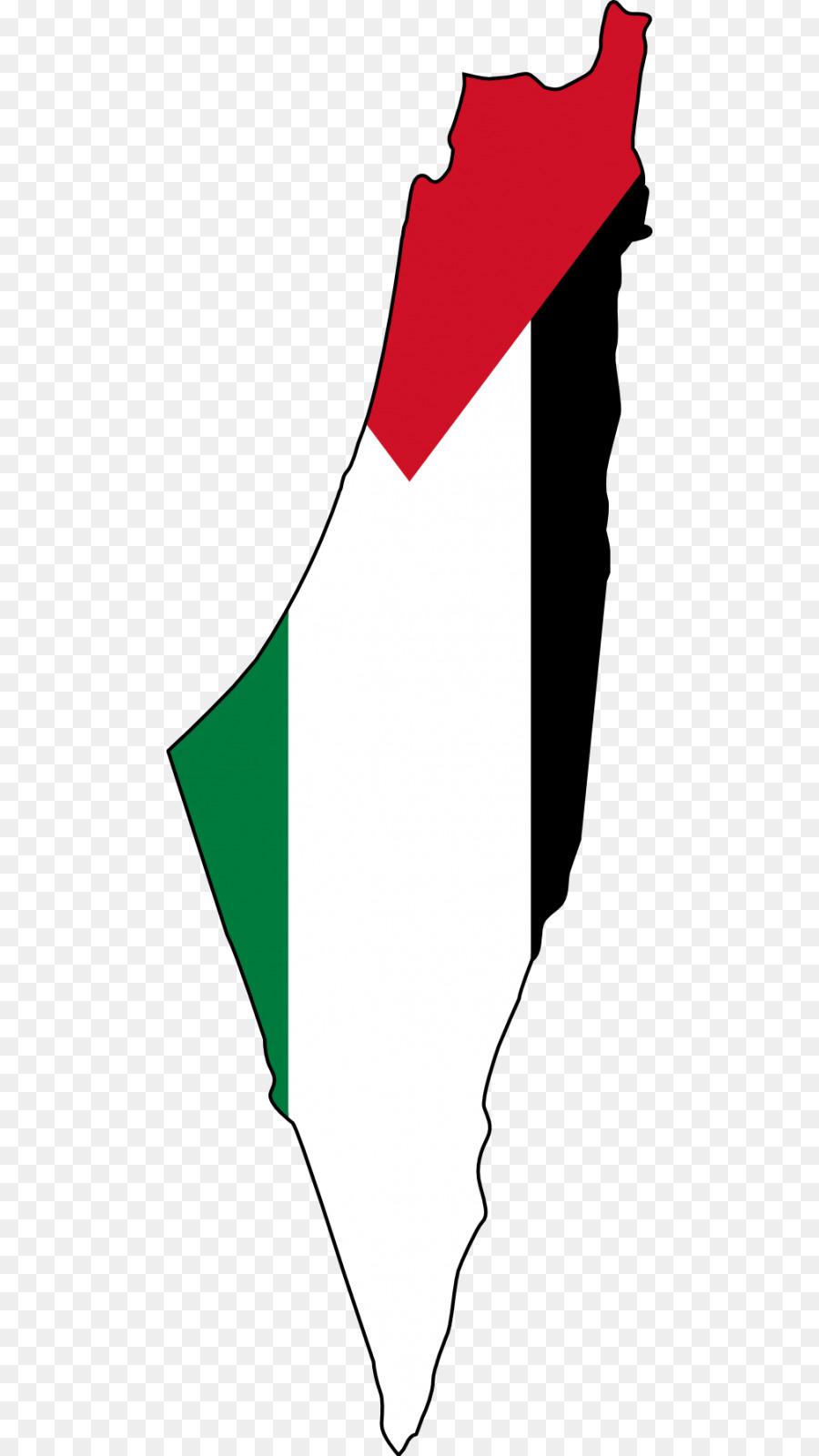 Palestine Flag Map map png download   534*1600   Free Transparent Mandatory Palestine