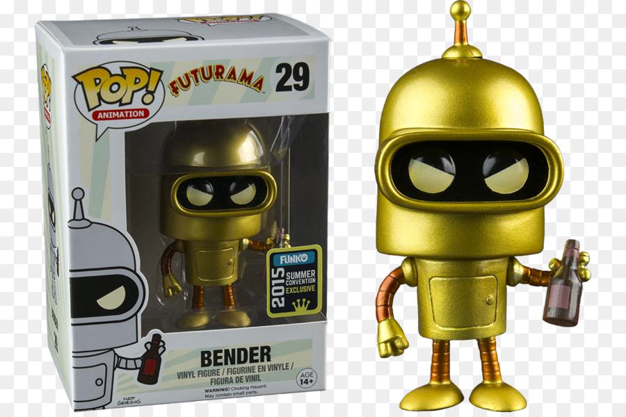 Bender san diego comic con funko new york comic con azione e le