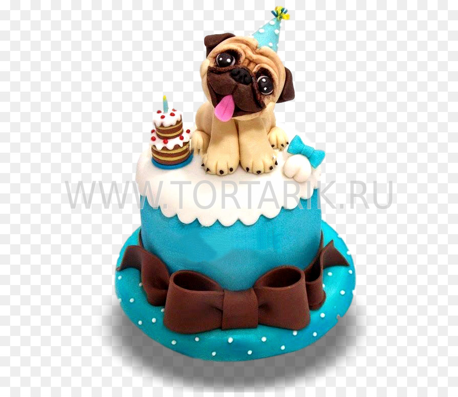 Birthday Cake Puppy Maltese Dog Decorating
