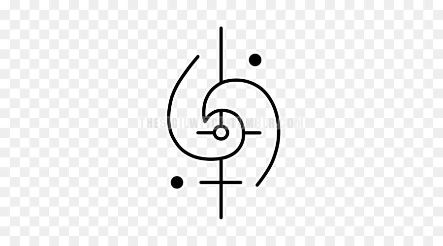 Sigil Tattoo Ink Symbol Glyph Symbol Png Download 500500 Free