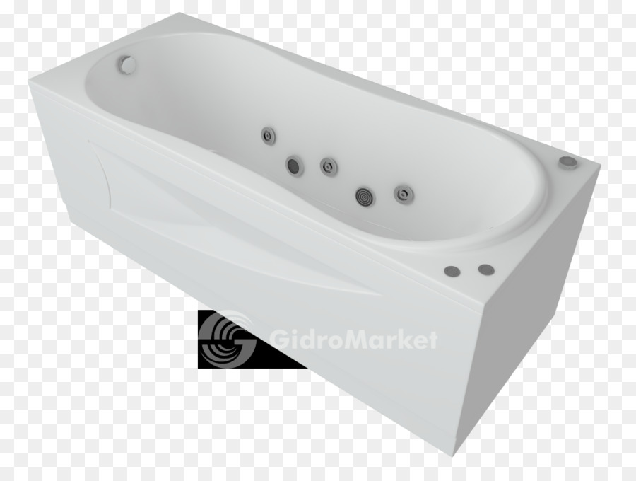 Hot tub Bathtub Minsk Акрил Moscow - bathtub png download - 1000*749 ...