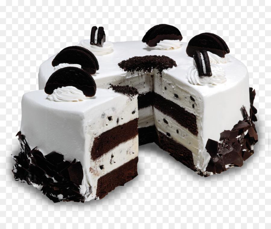 Cream Ice Cake Cookie Dessert Chocolate PNG