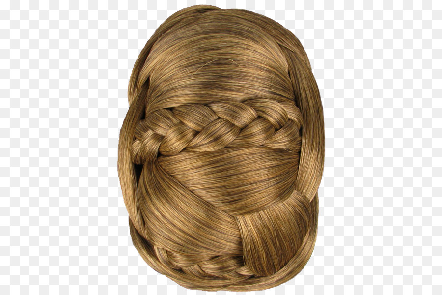 Long Hair Braid Hair Coloring Bun Artificial Hair Integrations Bun