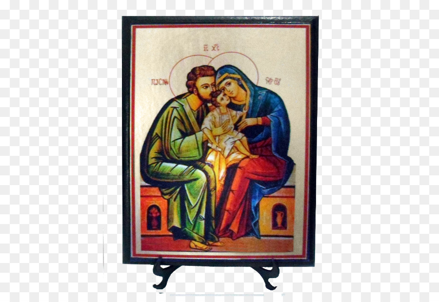Keluarga Kudus Holy Family Catholic Church Ikon Keluarga Kudus