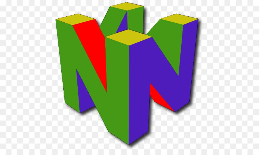 Nintendo 64 Logo Line Line Png Download 527529 Free