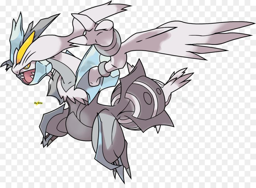 kyurem reshiram pokemon black white pokémon zekrom pokemon png