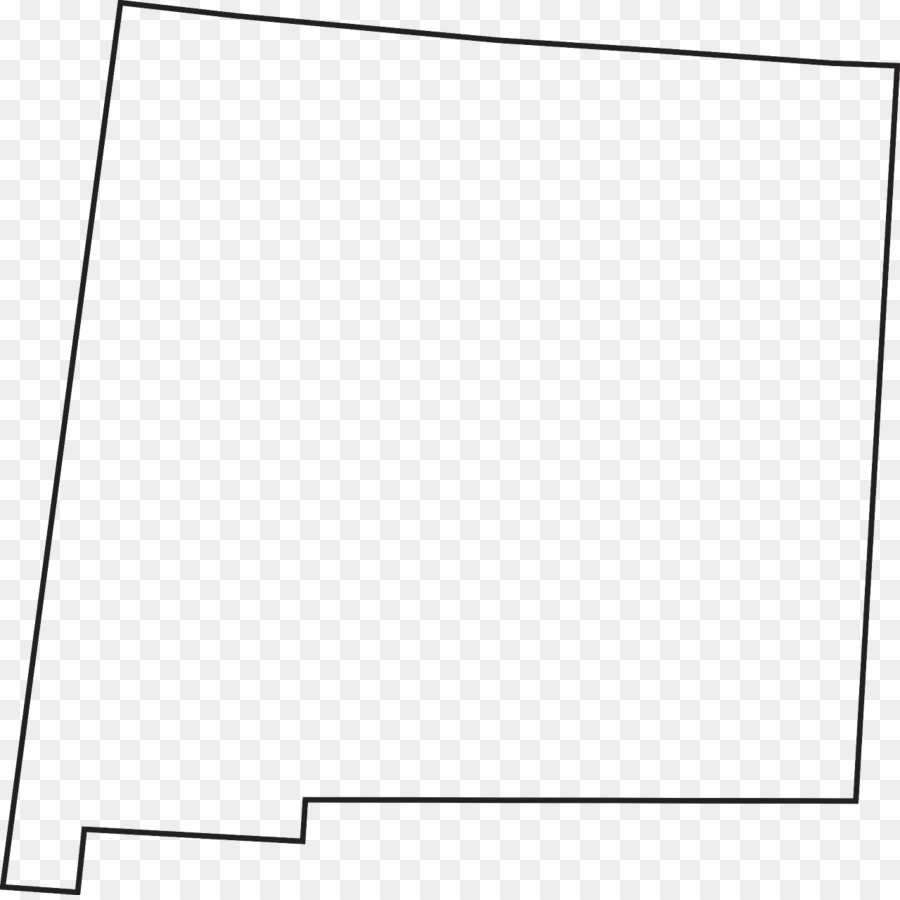 Free New Mexico Map.New Mexico Blank Map Clip Art Map Png Download 1280 1273 Free