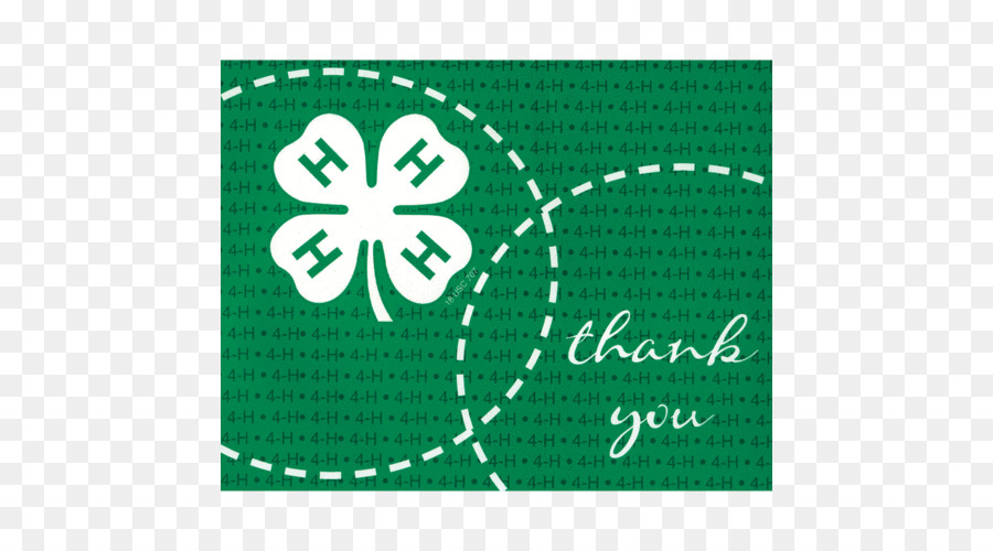 4 H Letter Of Thanks Maryland Agriculture Positive Youth Development