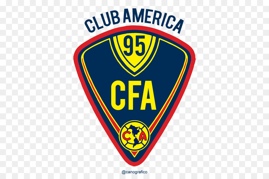 Logo Brand Emblem Club Amrica Club America Png Download 600600