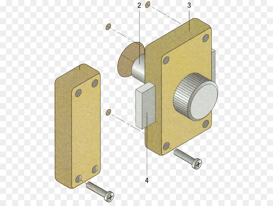 Locksmith Latch Door Strike Plate Door Png Download 560671