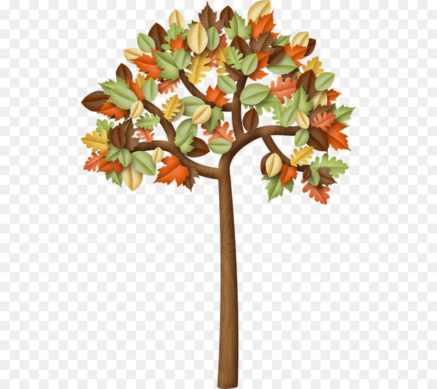 Herbst Zeichnung Baum Clipart Herbst Png Herunterladen 567 800