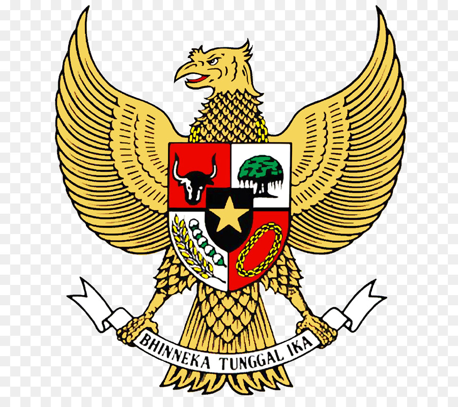 National Emblem Of Indonesia Pancasila Garuda Barong Australia Png